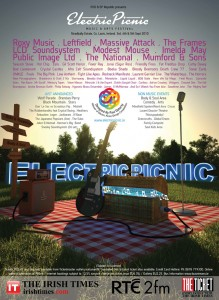 Electric Picnic 2010 poster