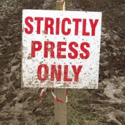 strictly press only